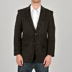 Adolfo Men's Brown Corduroy Blazer