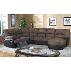 Willington 4-piece Reclining Sectional Set