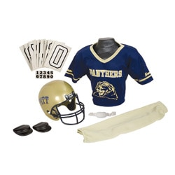 Franklin Sports Youth University of Pittsburgh Football Uniform Set