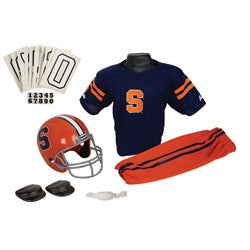 Franklin Sports Youth Syracuse Football Uniform Set