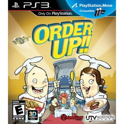 PS3 - Order Up! (Move)