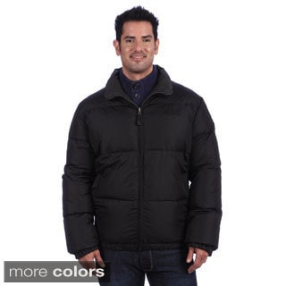 Chaps Men's Down Bubble Jacket