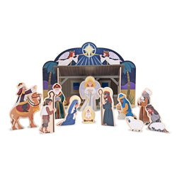 Melissa & Doug Nativity Set
