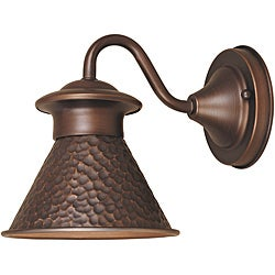 World Imports Dark Sky Essen Single Light Short Arm Wall Sconce