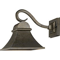 World Imports 'Dark Sky Revere' Wall-Mount Outdoor Flemish Lantern