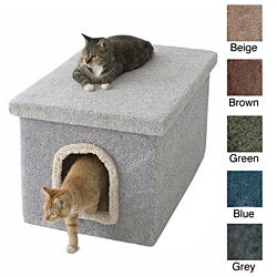 New Cat Condos Litter Box Enclosure