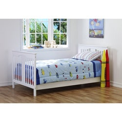 DaVinci Kids' Tyler Twin-size Headboard and Footboard