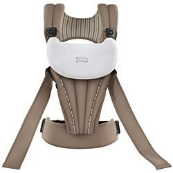 Britax Organic Baby Carrier in Tan