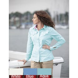 SHE Adventure Long Sleeve Vented Shirt