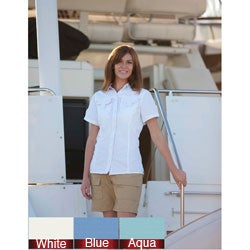 SHE Adventure Short Sleeve Vented Shirt