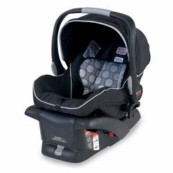 Britax B-Safe Infant Child Seat in Black