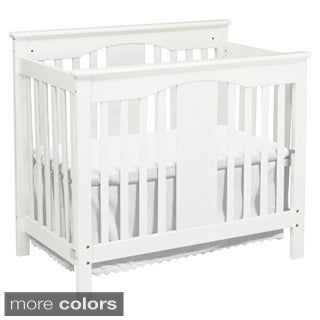 Annabelle 2-in-1 Mini Crib and Twin Bed