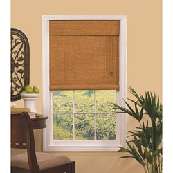 Woven Cane Rattan Roll-up Shade