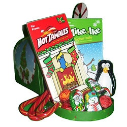 Santas Mailbox Treats Gift Box