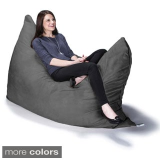 Jaxx PillowSak Multi-functional Foam Bean Bag Chair