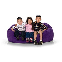 Jaxx Jr. Kid&#39;s Lounger Foam Filled Bean Bag Chair