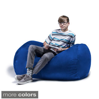 Jaxx 4' Lounger Bean Bag