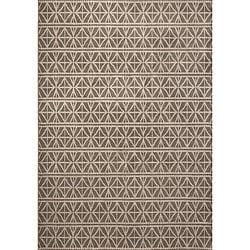 Miramar Grey/ Grey Transitional Area Rug (9'10 x 12'9)