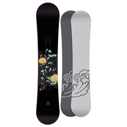 Santa Cruz Women's Black Muse 148cm Snowboard