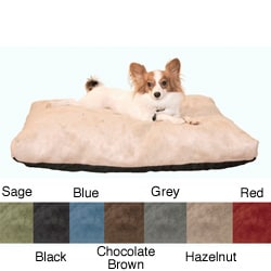 Stuffy Fluffy Small Memory Foam Dog Bed