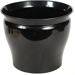 "Metal 14""-inch Planter (Set of 2)"