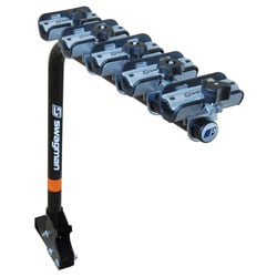 Swagman XP 5-bike Fold Down Receiver Rack