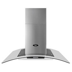 LessCare LH5 Range Hoods Island Mount