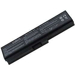 6-cell Laptop Battery for Toshiba Satellite L655/ L670/ L675