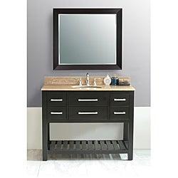 46 inch single sink vanity 13948260 shopping great