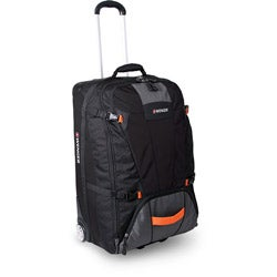 Wenger SwissGear Sierre II Black 27-inch Carry-on Upright
