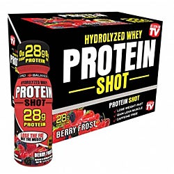Protein To Go Shot 2.5-ounce Berry Frost (24 Pack)