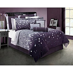Lavender Dreams Queen-size 4-piece Comforter Set