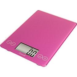 Escali Arti Pink 15-pound Digital Food Scale