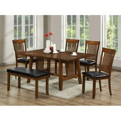 Rachel 6-piece Dining Set