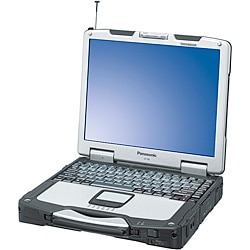 Panasonic Toughbook CF-30 1.6GHz 80GB 13.3-inch Rugged Laptop (Refurbished)
