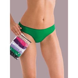 Ilusion Women's Cotton-blend Bikini (Set of 7)