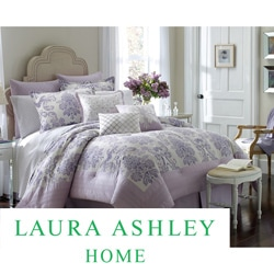 Laura Ashley Addison Queen-size 4-piece Comforter Set