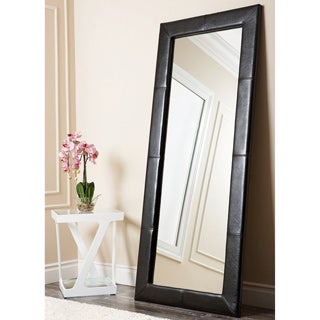 Black mirrors for Large decorative floor mirrors