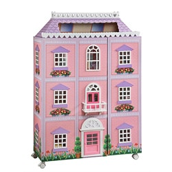 Teamson London Mansion w/Furniture Kids Doll House
