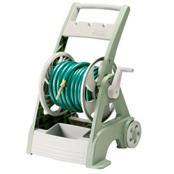 Ames Reeleasy Hose Reel Cart.