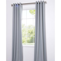 Purit Blue Thermal Blackout 84-inch Curtain Panel Pair