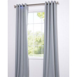 Purit Blue Thermal Blackout 120-inch Curtain Panel Pair
