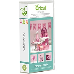Cricut Princess Party Cartridge