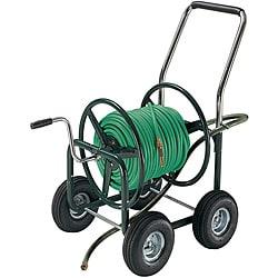 Ames True Temper Estate Hose Wagon W/ Pneumatic wheels