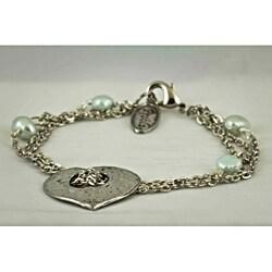 Antiqued 'Bliss' Bracelet