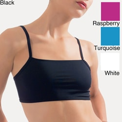 Illusion Junior's Microfiber Cropped Cami