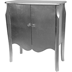 Silver Leaf Two Door Cabinet (China)
