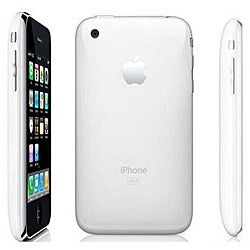 Apple iPhone 3GS 32GB Unlocked White Cell Phone (Refurbished)