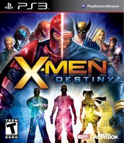PS3 - X-Men Destiny (Pre-Played)
