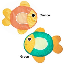 Sassy Fill Up Fish Bath Toy Organizer